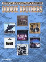 The Doobie Brothers: Guitar Anthology Series - Book Sheet Music