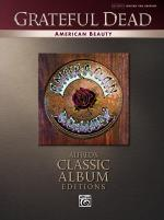 Grateful Dead: American Beauty - Book Sheet Music