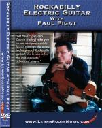 Rockabilly Electric Guitar With Paul Pigat DVD Sheet Music