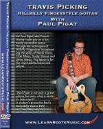 Travis Picking - Hillbilly Fingerstyle Guitar DVD Sheet Music