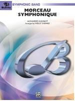 Morceau Symphonique (Trombone Solo and Band) - Conductor Score & Parts Sheet Music