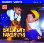 Children's Favorites - Karaoke CDG (Audio+Graphics) Sheet Music