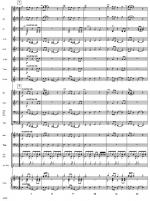 Natural Blues Extra score Sheet Music