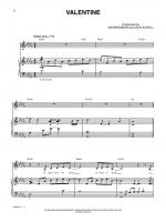 Valentine - Sheet Music Sheet Music