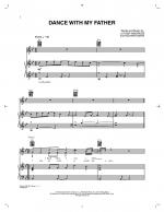 Dance with My Father - Sheet Music Sheet Music