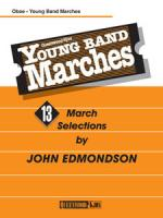 Young Band Marches - Oboe Sheet Music