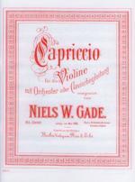 Capriccio Sheet Music