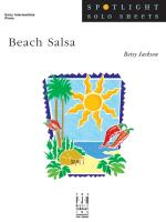 Beach Salsa Sheet Music Sheet Music
