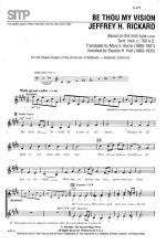 Be Thou My Vision Sheet Music Sheet Music