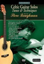 Acoustic Masterclass Series: Celtic Guitar Solos (Tunes & Techniques) - DVD Sheet Music