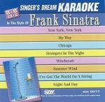 In The Style Of Frank Sinatra - Karaoke CDG (Audio+Graphics) Sheet Music