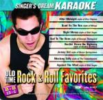 Old Time Rock & Roll Favorites - Karaoke CDG (Audio+Graphics) Sheet Music