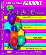 Karaoke Party Classics - Karaoke DVD Sheet Music