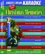 Christmas Memories - Karaoke DVD Sheet Music