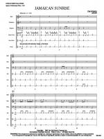 Jamaican Sunrise (Score and Complete Set of Parts) Sheet Music