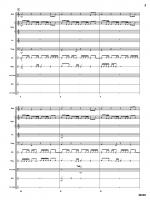 Land Of Knights (Score Only) Sheet Music