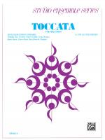 Toccata for Percussion (For Mixed Percussion Ensemble) - Book Sheet Music