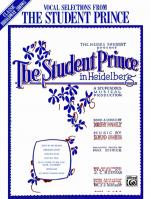 The Student Prince: Vocal Selections - Book Sheet Music