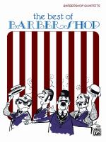 Best of Barber Shop - Book Sheet Music