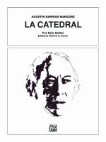 La Catedral - Sheet Music Sheet Music