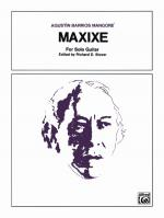Maxixe - Sheet Music Sheet Music