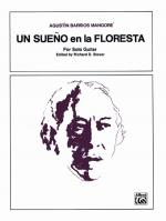 Un Sueno en la Floresta - Sheet Music Sheet Music