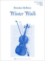 Winter Walk Sheet Music