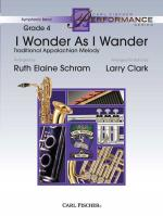 I Wonder As I Wander Sheet Music