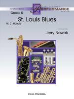 St. Louis Blues - SCORE AND PART(S) Sheet Music