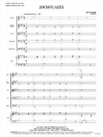 Snowflakes (Score and Complete Set of Parts) Sheet Music