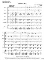 Hiawatha (Score Only) Sheet Music