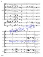1812 Overture (Score Only) Sheet Music