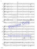 Merry-Go-Round (Score and Complete Set of Parts) Sheet Music