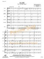 Slane (Be Thou My Vision) (Score Only) Sheet Music