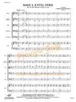 Make A Joyful Noise (Score and Complete Set of Parts) Sheet Music