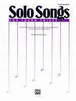 Solo Songs for Young Voices - Book Sheet Music