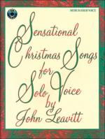 Sensational Christmas Songs for Solo Voice - Book Sheet Music