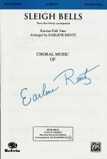 Sleigh Bells Sheet Music - Choral Octavo Sheet Music