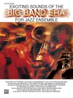 Exciting Sounds of the Big Band Era - Book Sheet Music