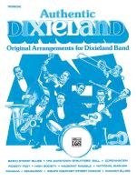 Authentic Dixieland - Book Sheet Music