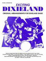 Exciting Dixieland - Book Sheet Music