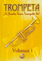 Trompeta Vol. 1, Spanish Only DVD (You Can Play Trumpet Now Vol. 1 DVD) Sheet Music