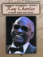 Ray Charles: A Man and His Soul - Book Sheet Music