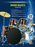 Ultimate Beginner Series: Drum Basics (Revised Edition) - Book & CD Sheet Music