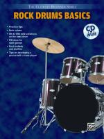 Ultimate Beginner Series: Rock Drums Basics - Book & CD Sheet Music