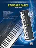 Ultimate Beginner Series: Keyboard Basics (Revised Edition) - Book & CD Sheet Music