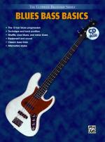 Ultimate Beginner Series: Blues Bass Basics - Book & CD Sheet Music
