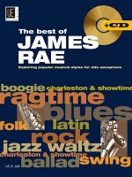 The Best Of James Rae Sheet Music