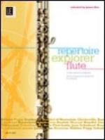 Repertoire Explorer - Flute - Graded Pieces For Beginners Sheet Music