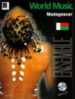 World Music - Madagascar With CD Sheet Music